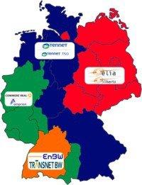 Stromanbieter Deutschland, Stromversorgung